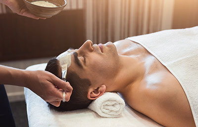 Male Customized Facials